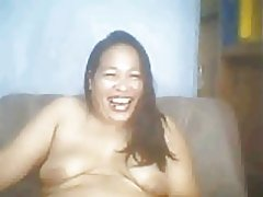 Vervelende filipina rijpe cam meisje 38 jaar oud