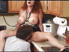 Rijpen in de keuken