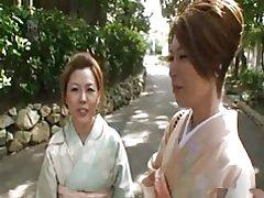 Geduld van een schoonheid vrouw - mikami