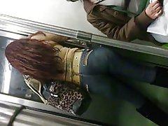 Kont in de metro